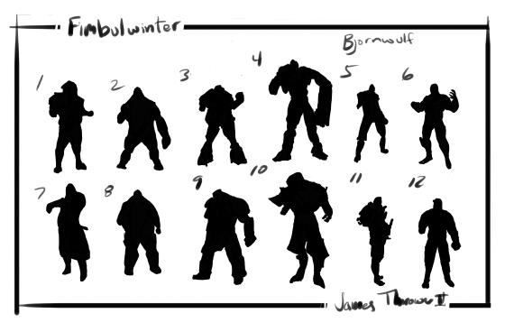 Male Protagonist (Bjornwulf) Thumbnails