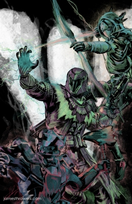 Titan, Warlock, & Hunter poster