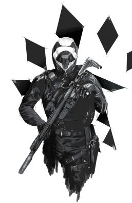 Mech Soldier