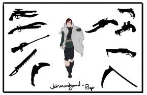 Antagonist Prop thumbnails