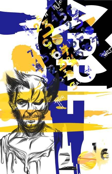 Wolverine Marvel Calendar