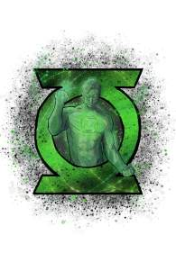 Green Lantern t-shirt design