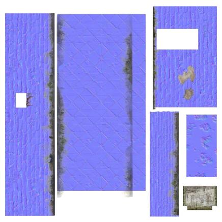 UV bumb map