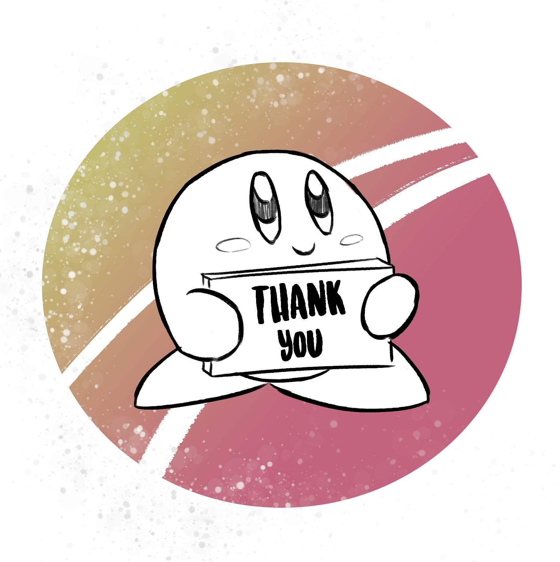 kirby thanks you james thrower ii